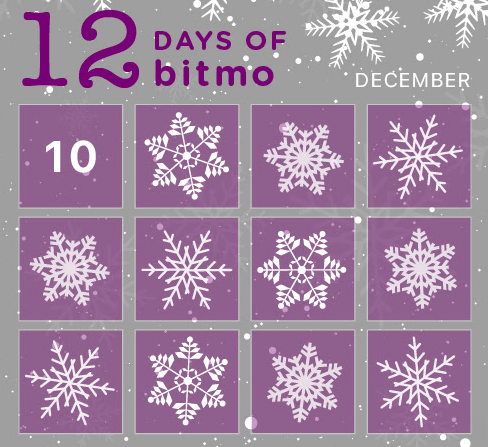 12 Days of Bitmo - Dunkin' Donuts or Krispy Kreme Discount (Day 3)